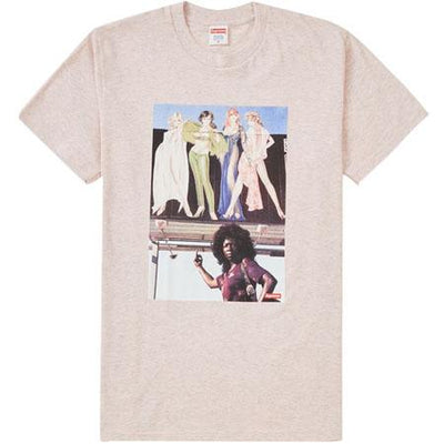 Supreme supreme american picture tee heather light pink streetwear official TheDrop