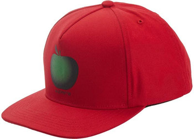 Supreme supreme apple 5 panel red streetwear official TheDrop
