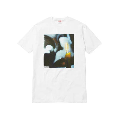 Supreme supreme candle tee white streetwear official white TheDrop