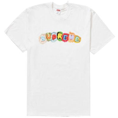 Supreme supreme pillows tee white streetwear official white TheDrop