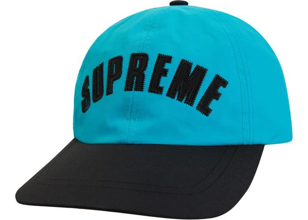 Supreme supreme the north face arc logo 6 panel teal 1 streetwear official TheDrop