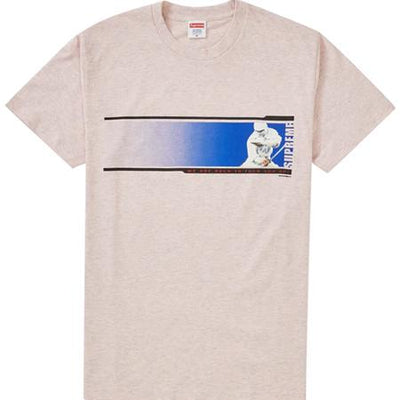 Supreme supreme were back tee heather light pink streetwear official TheDrop