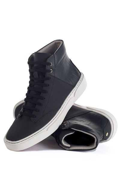 TCG Footwear culver black sneakers TheDrop
