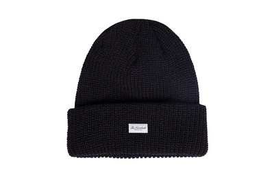 The Hundreds the hundreds 2019 crisp 2 beanie p s q s black TheDrop