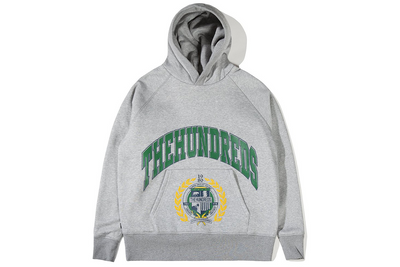 The Hundreds the hundreds alma pullover 1 p s q s TheDrop