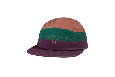 The Hundreds the hundreds crosby camper p s q s green TheDrop