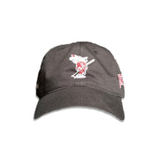 The Lave Gallery lave x unlv rebel dad hat blk hats and beanies TheDrop