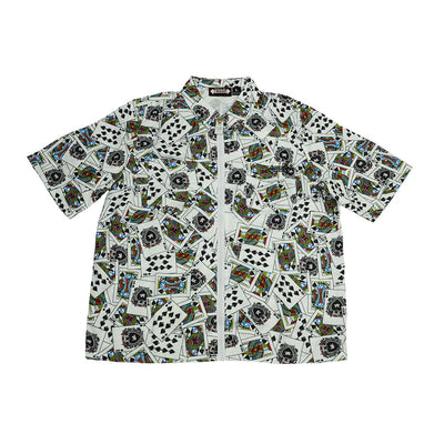 TROOP troop cabana zip up shirt tees TheDrop