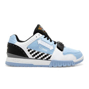 TROOP troop cobra light blue white black sneakers TheDrop