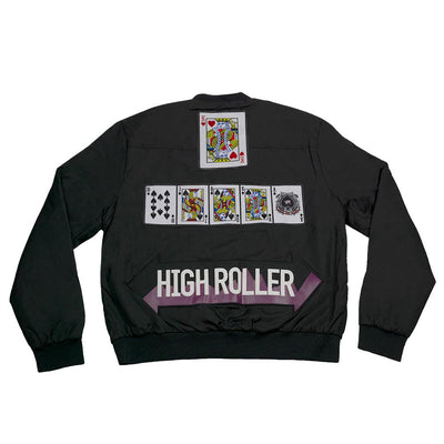 TROOP troop high roller jacket black jackets and outerwear TheDrop