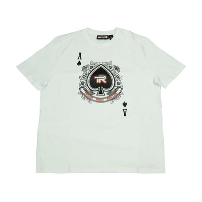 TROOP troop high roller t white tees TheDrop