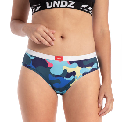 UNDZ camouflage by undz women cheeky edition undz us TheDrop