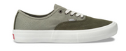 Vans authentic pro grape leaf sneakers green TheDrop