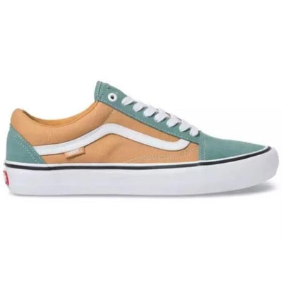 VANS old skool pro oak bluff oil blue skate shoes TheDrop