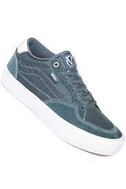 Vans vans rowan pro mirage blue white 1 skate shoes TheDrop