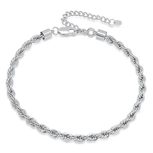 VESSO bondy choker white gold jewelry white gold TheDrop