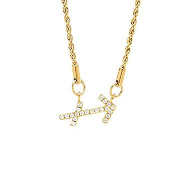 VESSO sagittarius necklace jewelry gold TheDrop