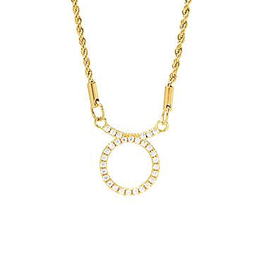 VESSO taurus necklace jewelry gold TheDrop