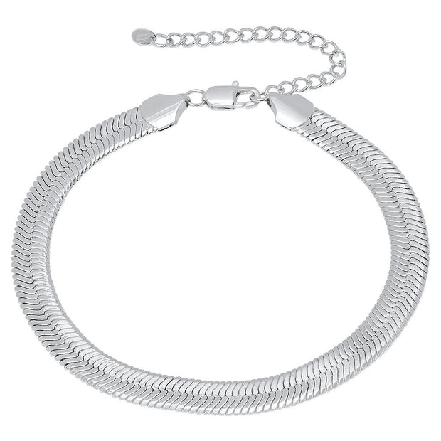 VESSO xena choker white gold jewelry white gold TheDrop