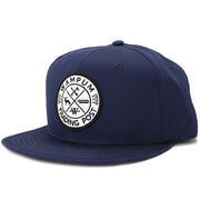 Wampum copy of trading post snapback hat navy snapbacks navy TheDrop