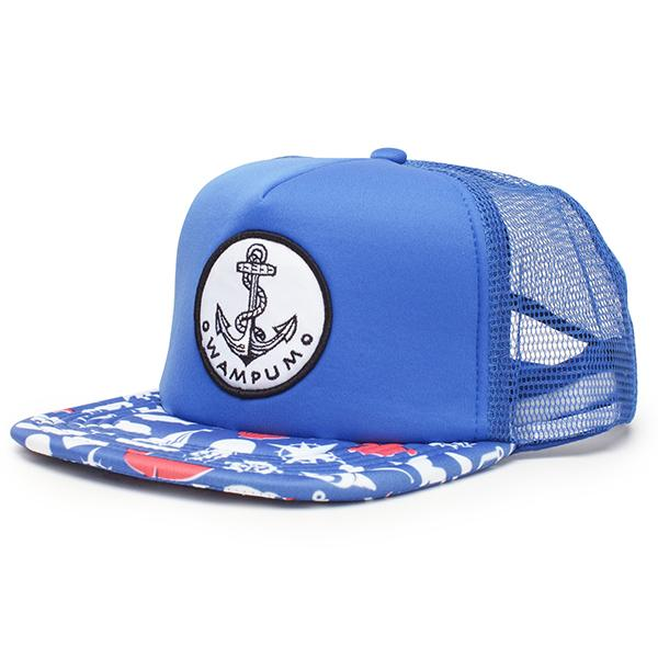 Wampum nautical trucker hat snapbacks TheDrop