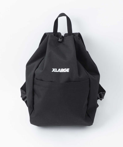XLARGE cordura light daypack apparel black TheDrop
