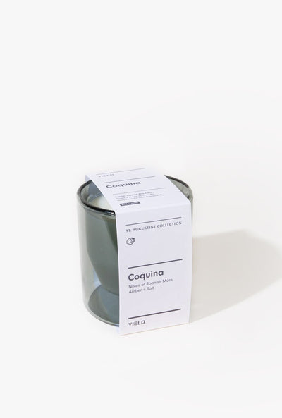 Yield coquina candle candles TheDrop