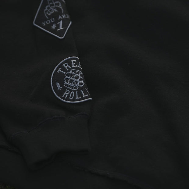 8 9 MFG Co. eagle scout crewneck fleece jackets and outerwear TheDrop