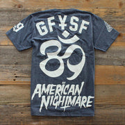 8 9 MFG Co. american nightmare jersey tee russian tees TheDrop