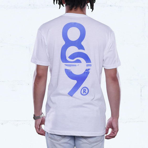 8 9 MFG Co. cerulean blue sunset keys t shirt tees TheDrop
