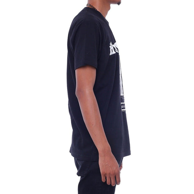 8 9 MFG Co. city of god t shirt black tees TheDrop