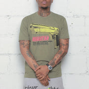8 9 MFG Co. desert eagle t shirt army heather tees TheDrop