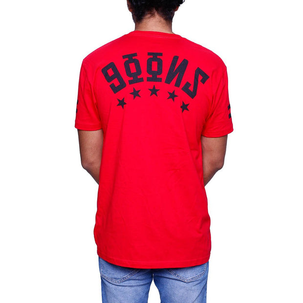 8 9 MFG Co. goons eagle tee red tees TheDrop