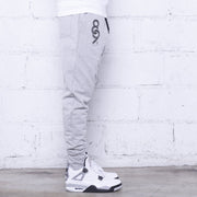 8 9 MFG Co. keys premium terry jogger heather pants and joggers TheDrop