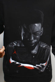 8 9 MFG Co. pookie jordan bred 11 crewneck sweatshirt jackets and outerwear TheDrop