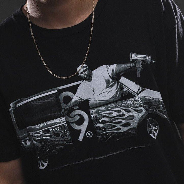 8 9 MFG Co. punisher tour t shirt black tees TheDrop