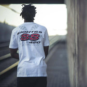 8 9 MFG Co. stop snitchin t shirt white tees (men only) TheDrop