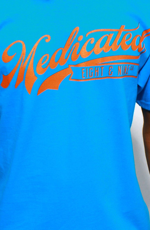 8 9 MFG Co. team medicated dolphins t shirt tees TheDrop