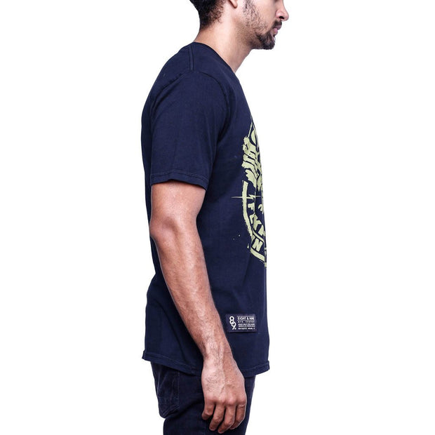 8 9 MFG Co. weather s s t shirt charcoal tees (men only) TheDrop