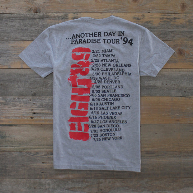 8 9 MFG Co. wolves tour t shirt heather tees (men only) TheDrop