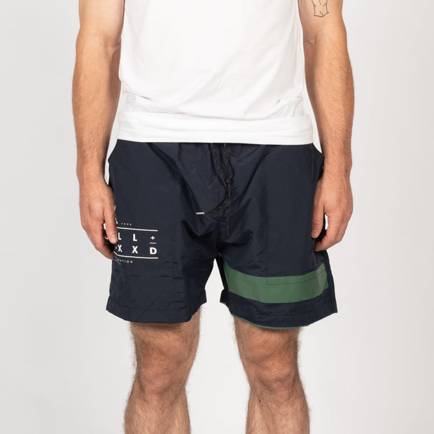 All Good gxxd seafield shorts blue TheDrop