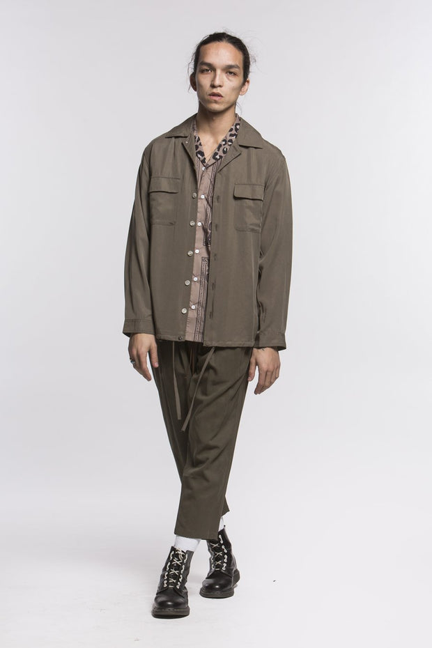 CANDOR Official cord overshirt 1 jackets and outerwear TheDrop