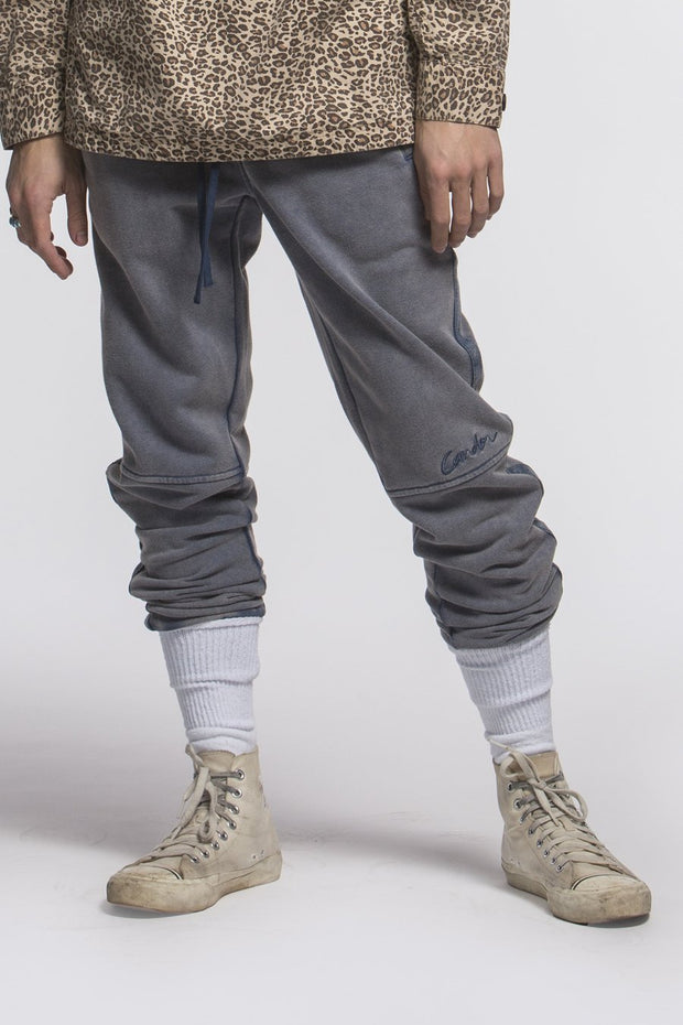 CANDOR Official washed sweatpants 1 pants and joggers TheDrop