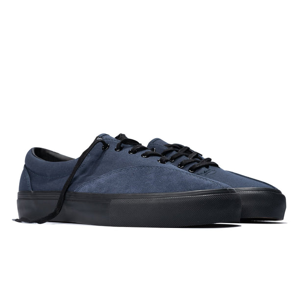 Clearweather donny navy black skate shoes TheDrop