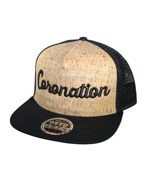 Coronation Apparel coronation script cork hat hats and beanies TheDrop