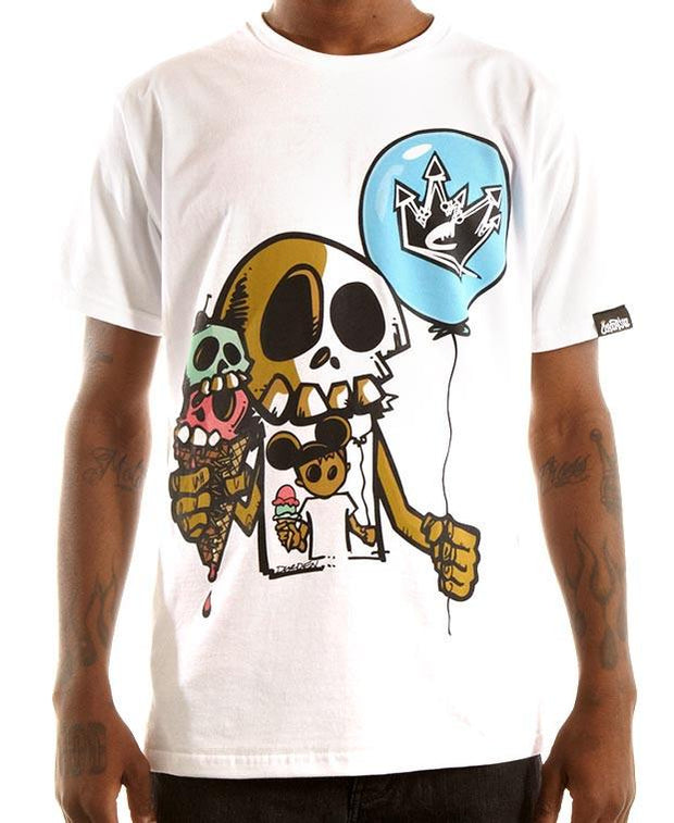 Coronation Apparel ice cream kid 2 tees (men only) TheDrop