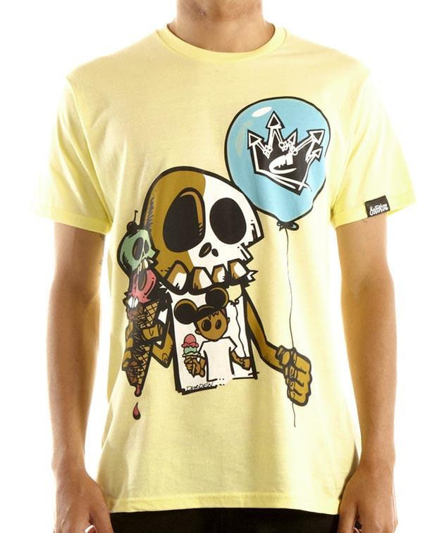 Coronation Apparel ice cream kid 3 tees (men only) TheDrop