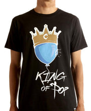 Coronation Apparel king of pop 2 tees TheDrop