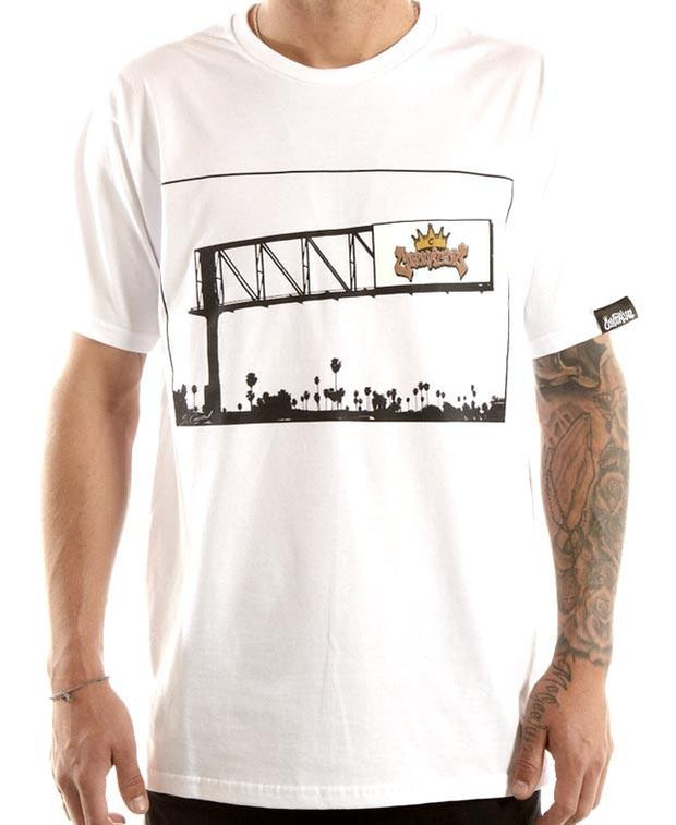 Coronation Apparel overpass tees TheDrop