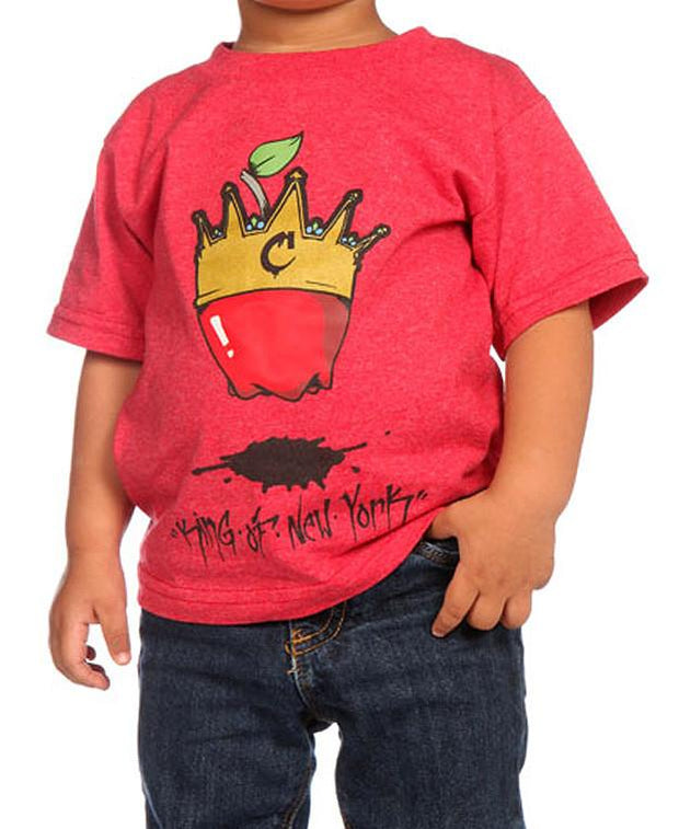 Coronation Apparel the big apple 2 tees TheDrop